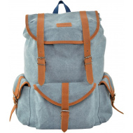 City Backpack / Cotton | Pocket 20l