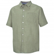 MEN COTTON SHIRT - SHORT SLEEVES | Grimy M