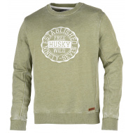 MEN SWEATSHIRT MIXED WITH COTTON | Borner M