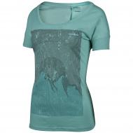 WOMEN COOLDRY T-SHIRT - SHORT SLEEVES | Tingl L