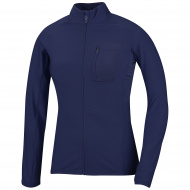 WOMEN SWEATSHIRT FROM TECHNICAL KNIT FABRIC | Tarr zip L